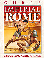 GURPS Imperial Rome, Second Edition