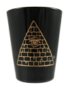 Eye-in-Pyramid Shot Glass