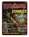 Pyramid #3/92: Zombies (June 2016)