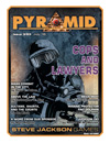 Pyramid #3/93: Cops and Lawyers (July 2016)